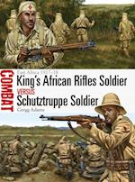 King's African Rifles Soldier vs Schutztruppe Soldier (Combat)