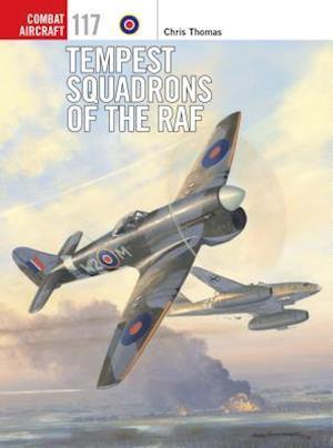 Bog, paperback Tempest Squadrons of the RAF af Chris Thomas