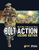Bolt Action: World War II Wargames Rules (Bolt Action)