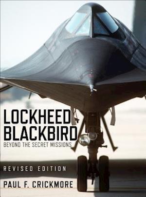 Bog, hardback Lockheed Blackbird af Paul F. Crickmore