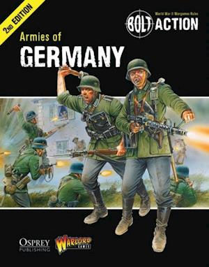 Bolt Action: Armies of Germany af Warlord Games