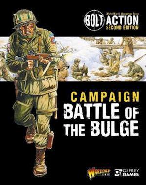 Bog, paperback Bolt Action: Campaign: Battle of the Bulge af Warlord Games