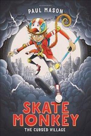 Bog, paperback Skate Monkey: The Cursed Village