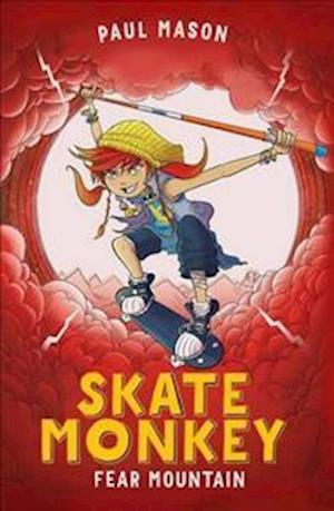Bog, paperback Skate Monkey: Fear Mountain af Paul Mason