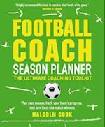 The Football Coach Season Planner