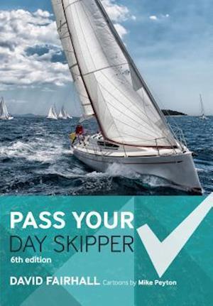Bog, paperback Pass Your Day Skipper af David Fairhall