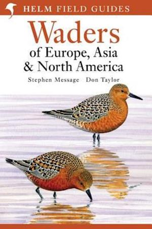 Waders of Europe, Asia and North America af Stephen Message, Don W. Taylor