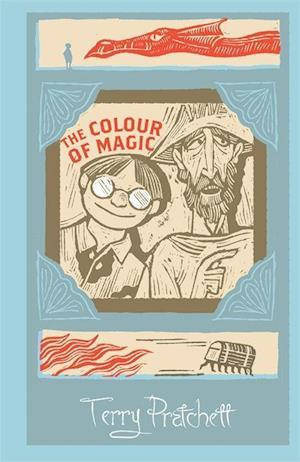 The Colour of Magic af Terry Pratchett