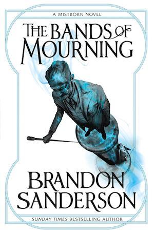 Bog, paperback The Bands of Mourning af Brandon Sanderson