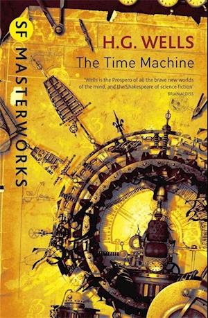 Bog, paperback The Time Machine af H. G. Wells