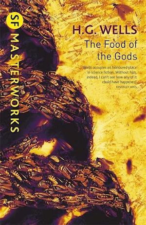 Bog, paperback The Food of the Gods af H. G. Wells