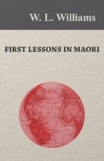 First Lessons in Maori