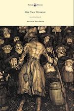 Rip Van Winkle - Illustrated by Arthur Rackham af Irving Washington