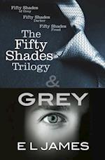 Fifty Shades Trilogy & Grey
