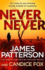 Never Never (Detective Harriet Blue Series)