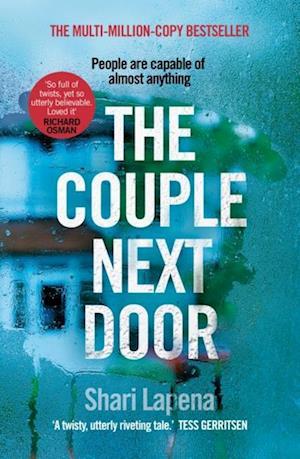 Couple Next Door af Shari Lapena