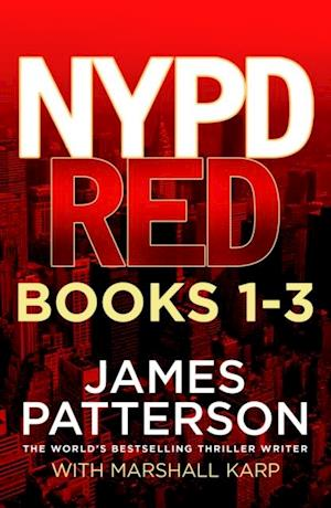 NYPD Red Books 1 - 3 af James Patterson