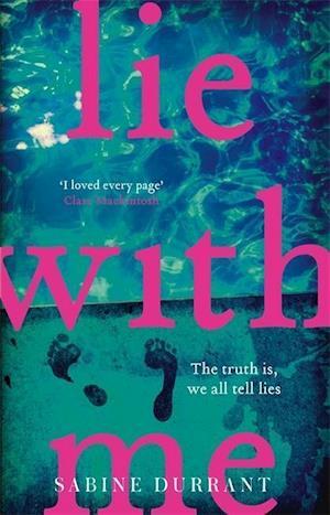 Bog, paperback Lie with Me af Sabine Durrant