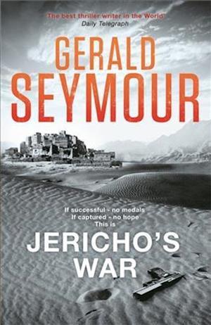 Bog, hardback Jericho's War af Gerald Seymour