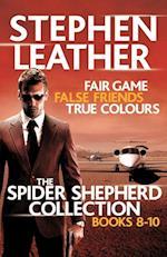 Spider Shepherd Collection 8-10 af Stephen Leather