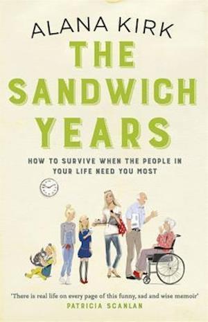Bog, paperback The Sandwich Years af Alana Kirk