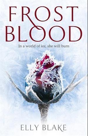 Bog, paperback Frostblood af Elly Blake