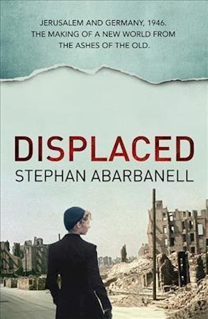 Bog, hardback Displaced af Stephan Abarbanell