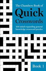 The Chambers Book of Quick Crosswords