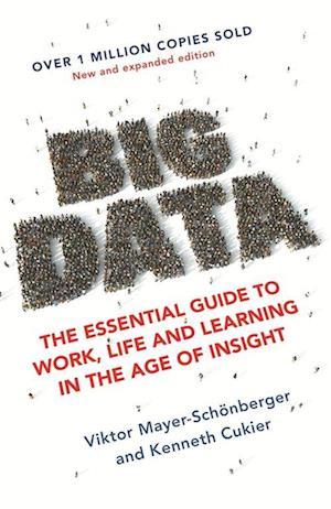 Bog, paperback Big Data af Viktor Mayer-schonberger