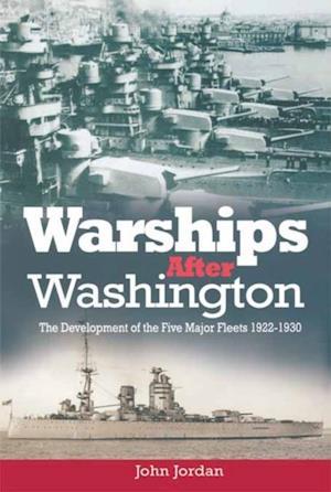 Warships after Washington af John Jordan