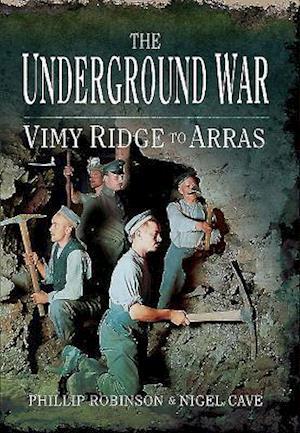 Bog, paperback The Underground War af Phillip Robinson