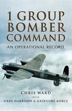 1 Group Bomber Command af Chris Ward