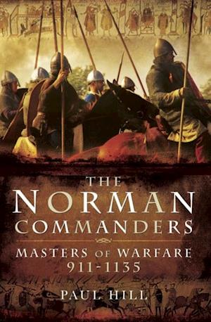 Norman Commanders af Paul Hill