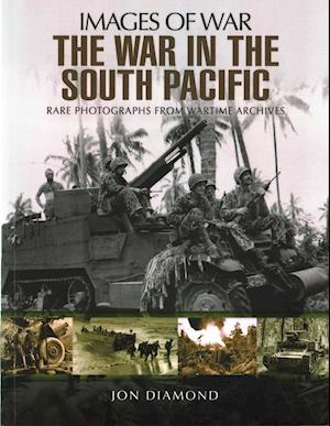 Bog, paperback The War in the South Pacific af Jon Diamond
