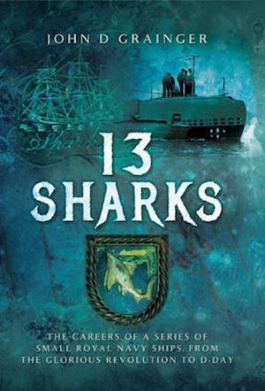 13 Sharks af John D Grainger