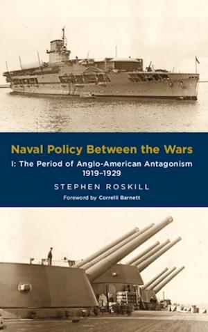 Naval Policy Between Wars af Stephen Roskill