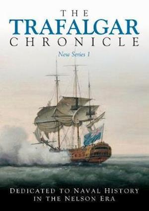 Bog, paperback The Trafalgar Chronicle af Peter Hore