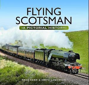 Bog, paperback Flying Scotsman af Fred Kerr, Keith Langston