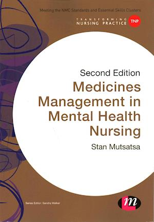 Bog, paperback Medicines Management in Mental Health Nursing af Stanley Mutsatsa