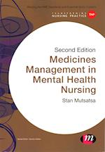 Medicines Management in Mental Health Nursing af Stanley Mutsatsa