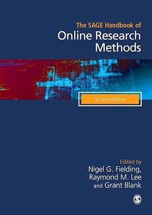 Bog, hardback The Sage Handbook of Online Research Methods af Nigel G. Fielding