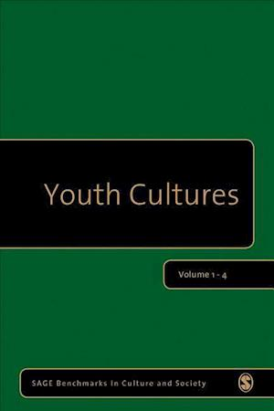 Bog, hardback Youth Cultures af Andy Bennett