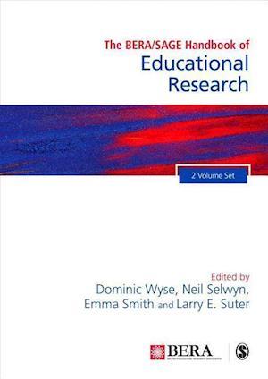 Bog, hardback The BERA/SAGE Handbook of Educational Research af Dominic Wyse