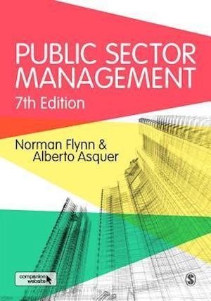 Bog, hardback Public Sector Management af Norman Flynn
