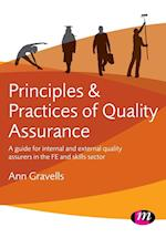 Principles and Practices of Quality Assurance