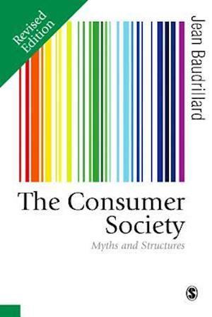 Bog, paperback The Consumer Society af Jean Baudrillard