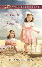 Promise of a Family (Mills & Boon Love Inspired Historical) (Matchmaking Babies, Book 1) af Jo Ann Brown