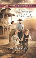 Home for His Family (Mills & Boon Love Inspired Historical) af Jan Drexler