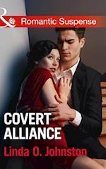 Covert Alliance (Mills & Boon Romantic Suspense)