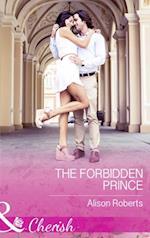 Forbidden Prince (Mills & Boon Cherish)